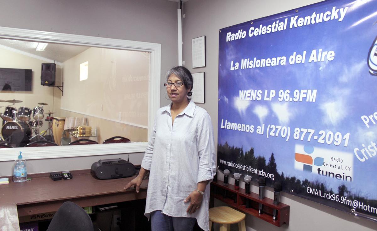 Hispanic broadcast hopes to get back on airwaves