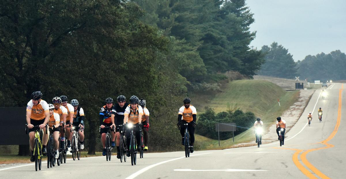 Fort Knox Cycling Club adding members, miles
