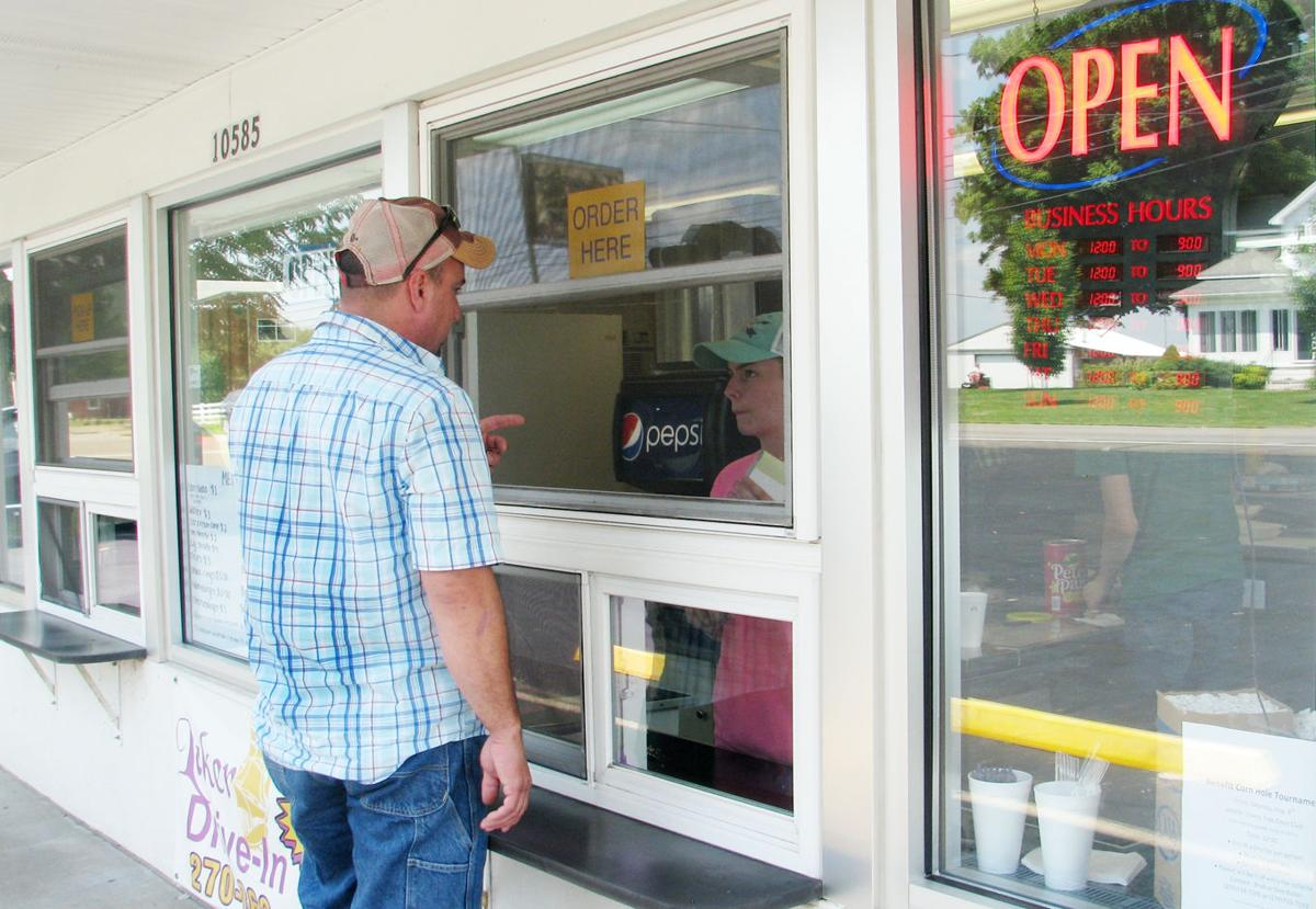 Laker Drive-In reopens with new owners for second time this month