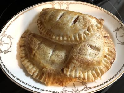 Hand pies? 'Easy as pie' to make