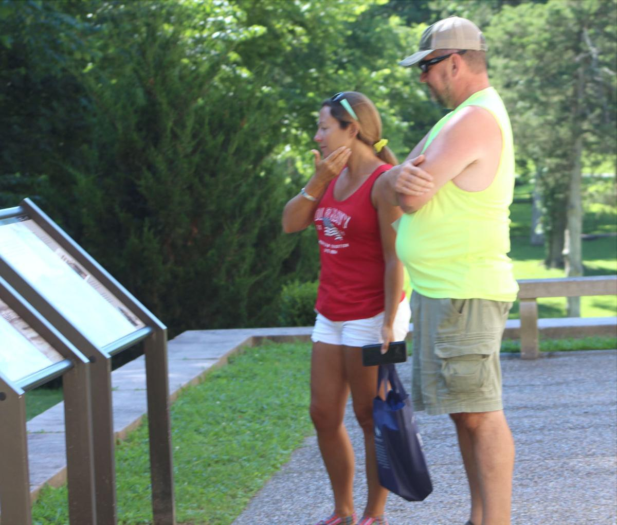 Area tourism attractions back in business