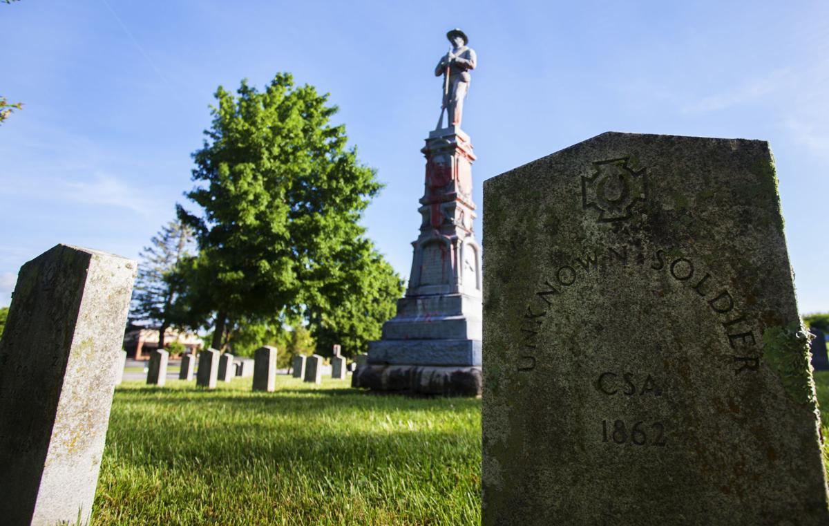 Monument vandals 2