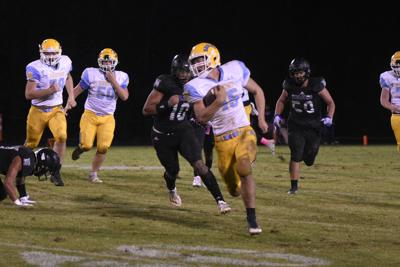 Central's Hill is leader on both sides of the ball