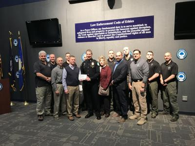 EPD receives donation from Elizabethtown Police Foundation