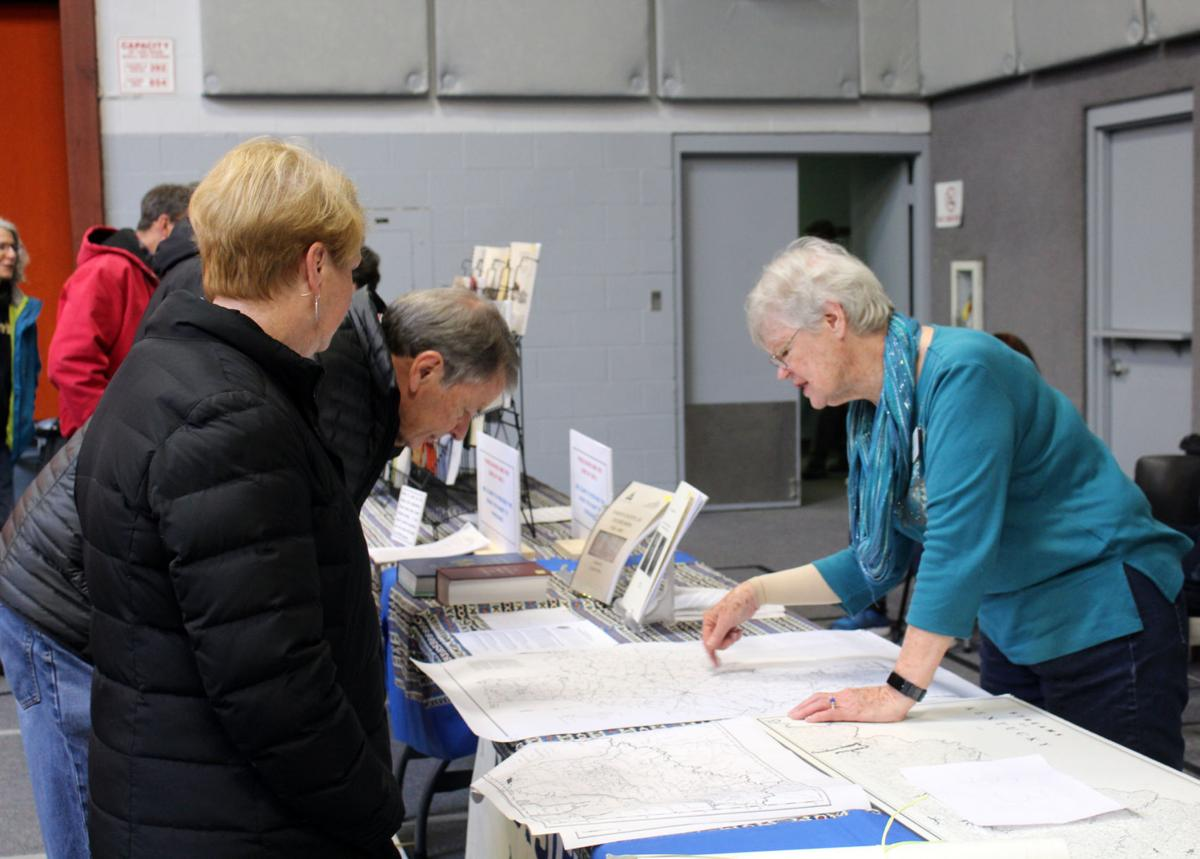 Book fair draws area history buffs