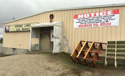 Land sale means last sell at flea market