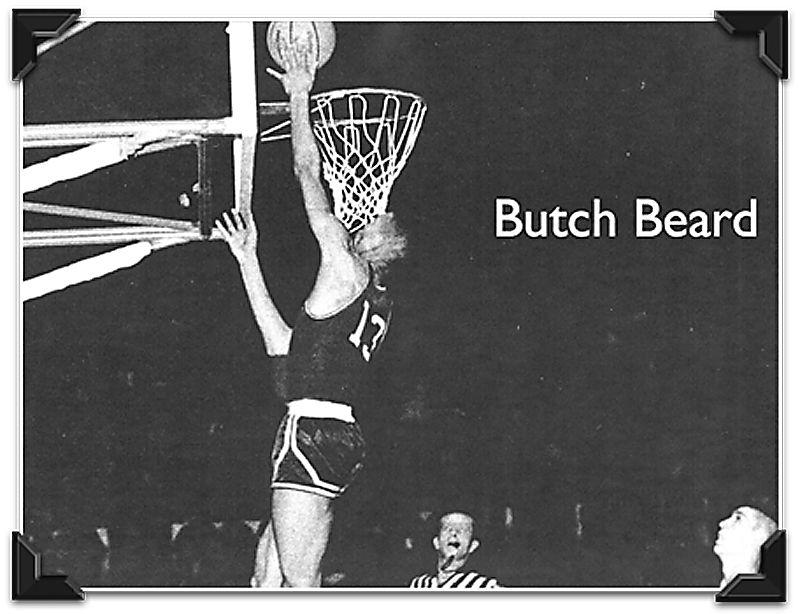 """Alfred """"Butch"""" Beard"""