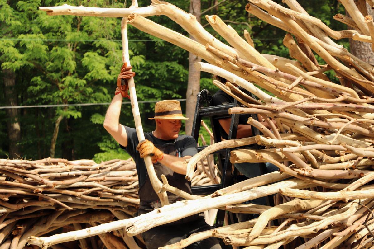 'Spirit Nest' installation to debut at Bernheim