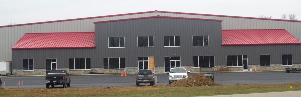 Bluegrass Sportsplex to open in January