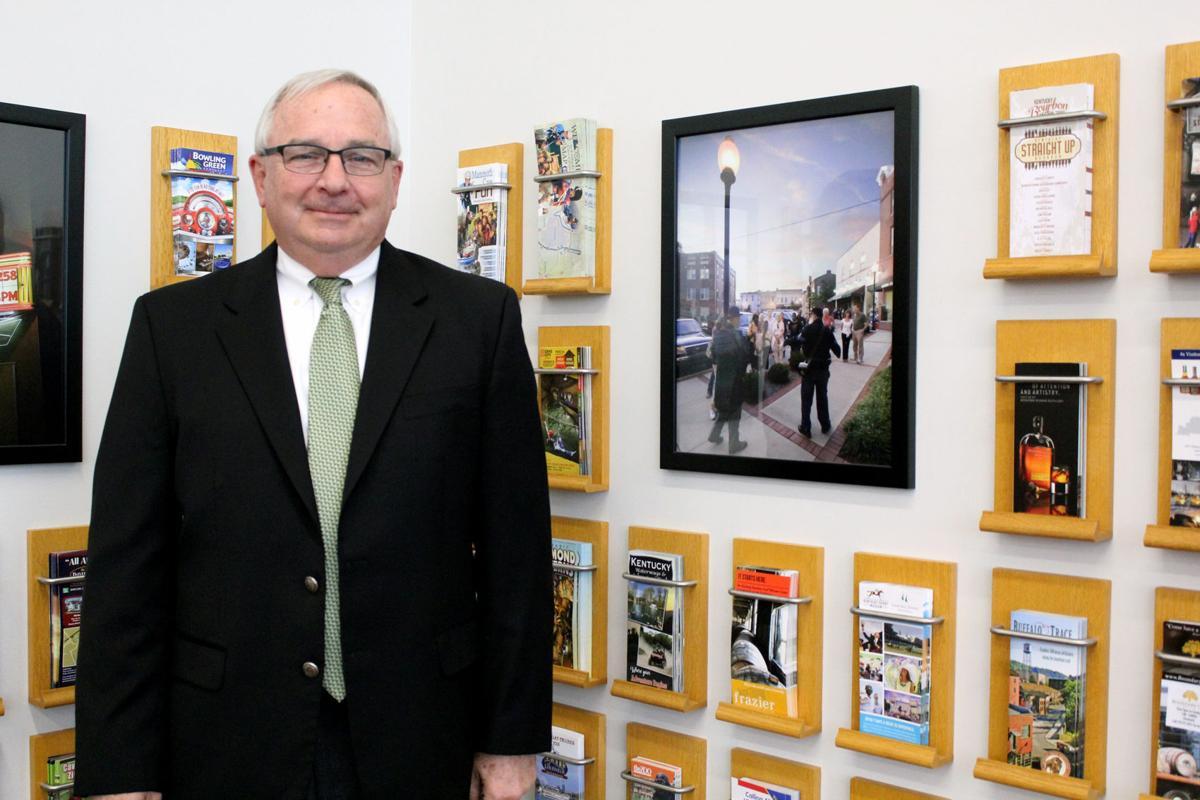 Tourism board names Long interim director