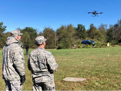 Civil Air Patrol open house to feature drone exhibition