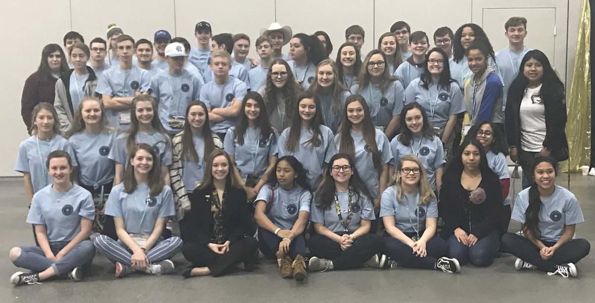 High school Beta Clubs place at state