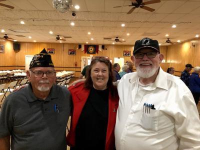 Marlowe installed as POW/MIA Flag Guard fundraising chairman
