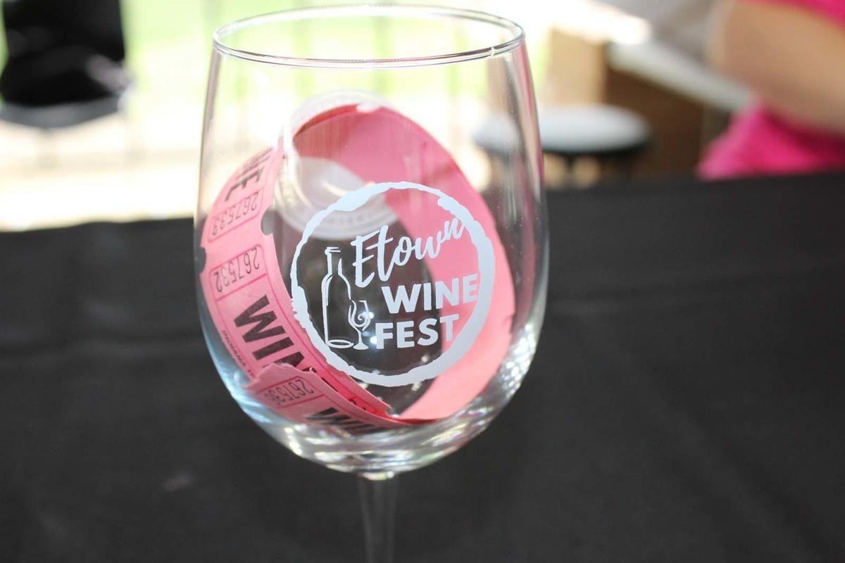 Nice weather draws record crowd to Wine Fest