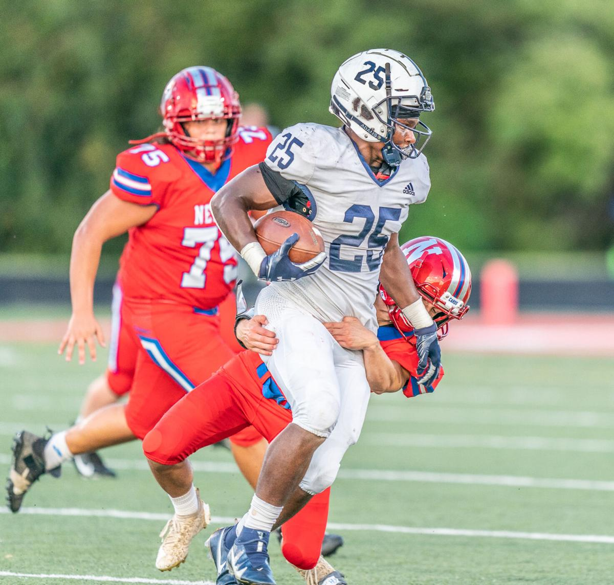 FOOTBALL ROUNDUP: Central suffers first loss, E'town dominates Nelson