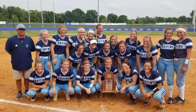 STATE SOFTBALL: Lady Bruins bow out in semifinals