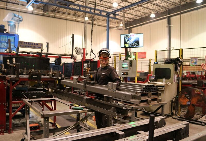 Area named top five best place to work in manufacturing