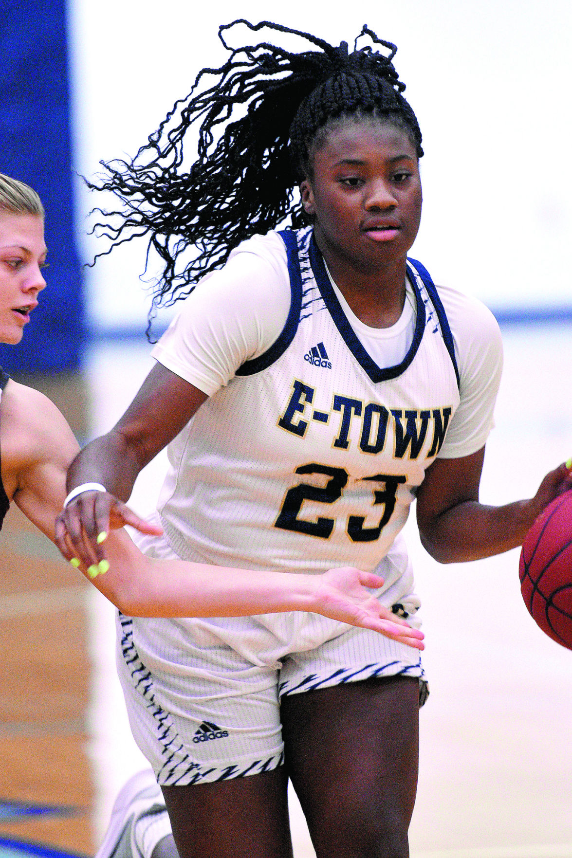 GIRLS' BASKETBALL: Lady Panthers drop Henderson County