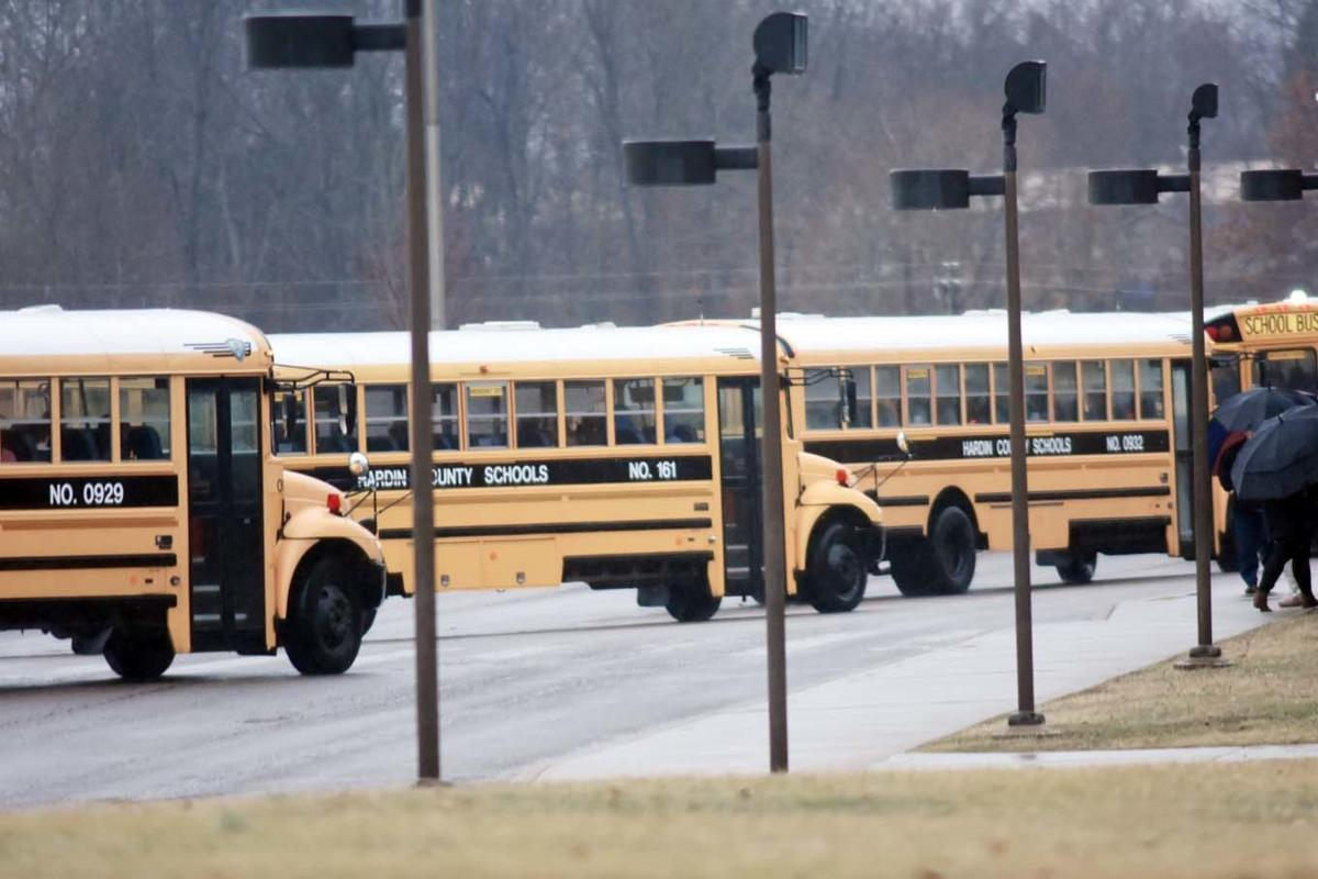 Bus drivers: Cars passing buses a frequent issue