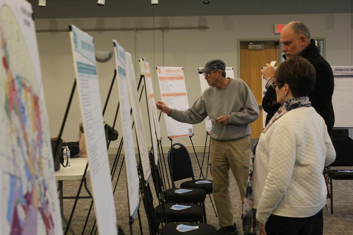 Envision E'town 2040 on display at public meeting