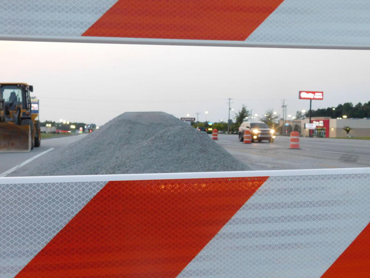 31W overhaul facing 'likely' completion delay