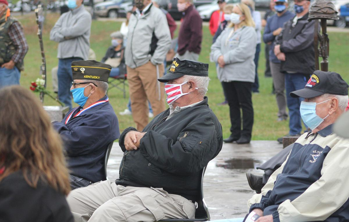 Veterans' heroism honored during annual ceremony