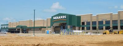 'No official timeline' for when Menards will open