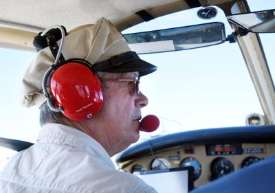 Local pilot hopes to launch flying club