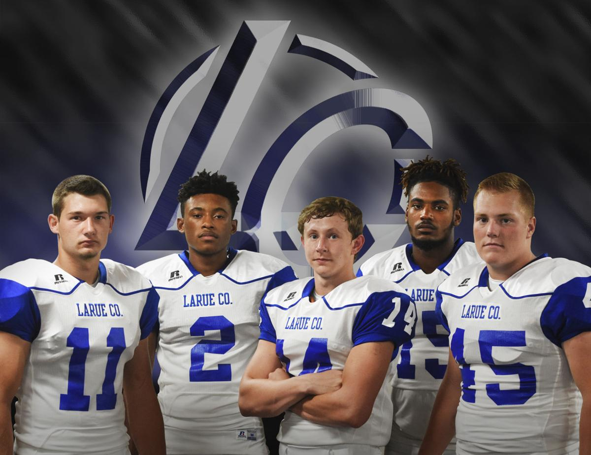 2017 FOOTBALL PREVIEW: Excitement builds for LaRue County this year (08/17)