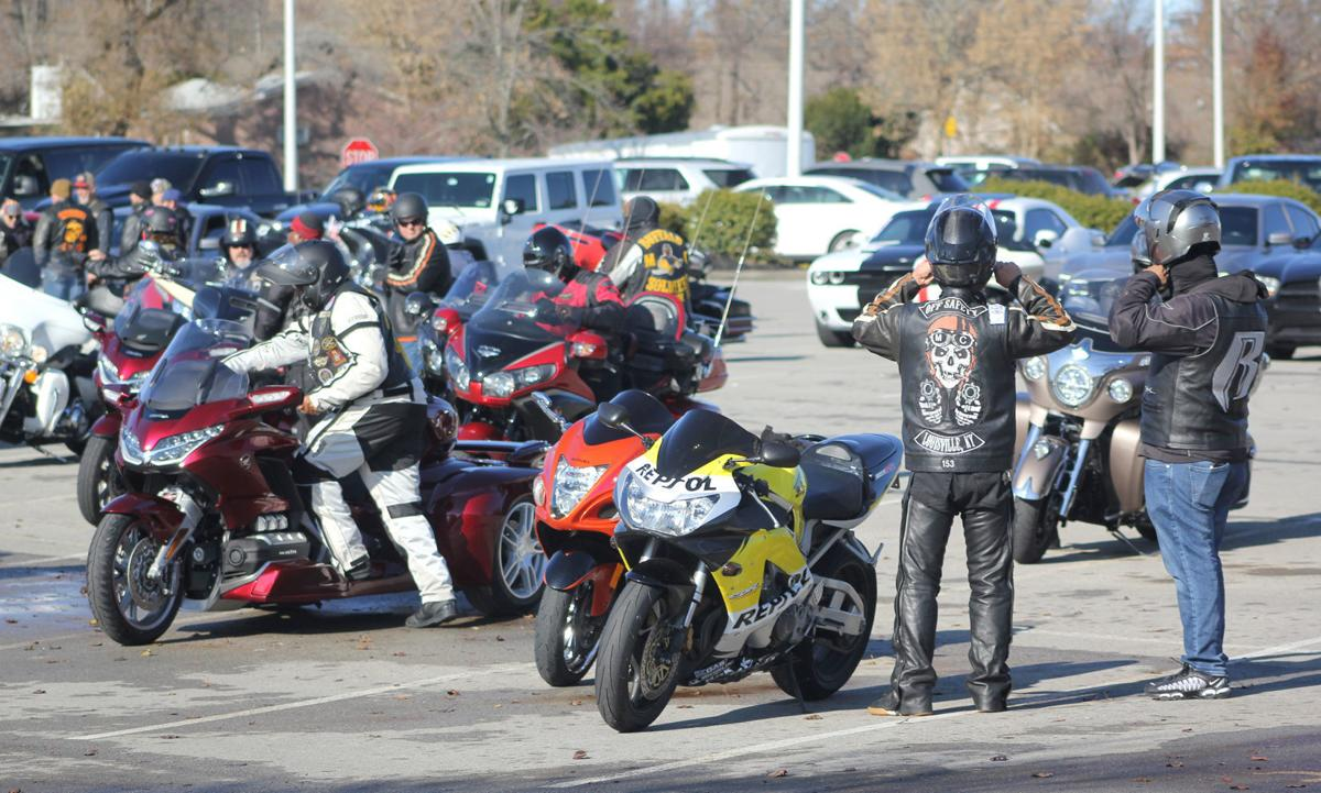 Toys for Tots revved up and ready to go for Sunday bike run