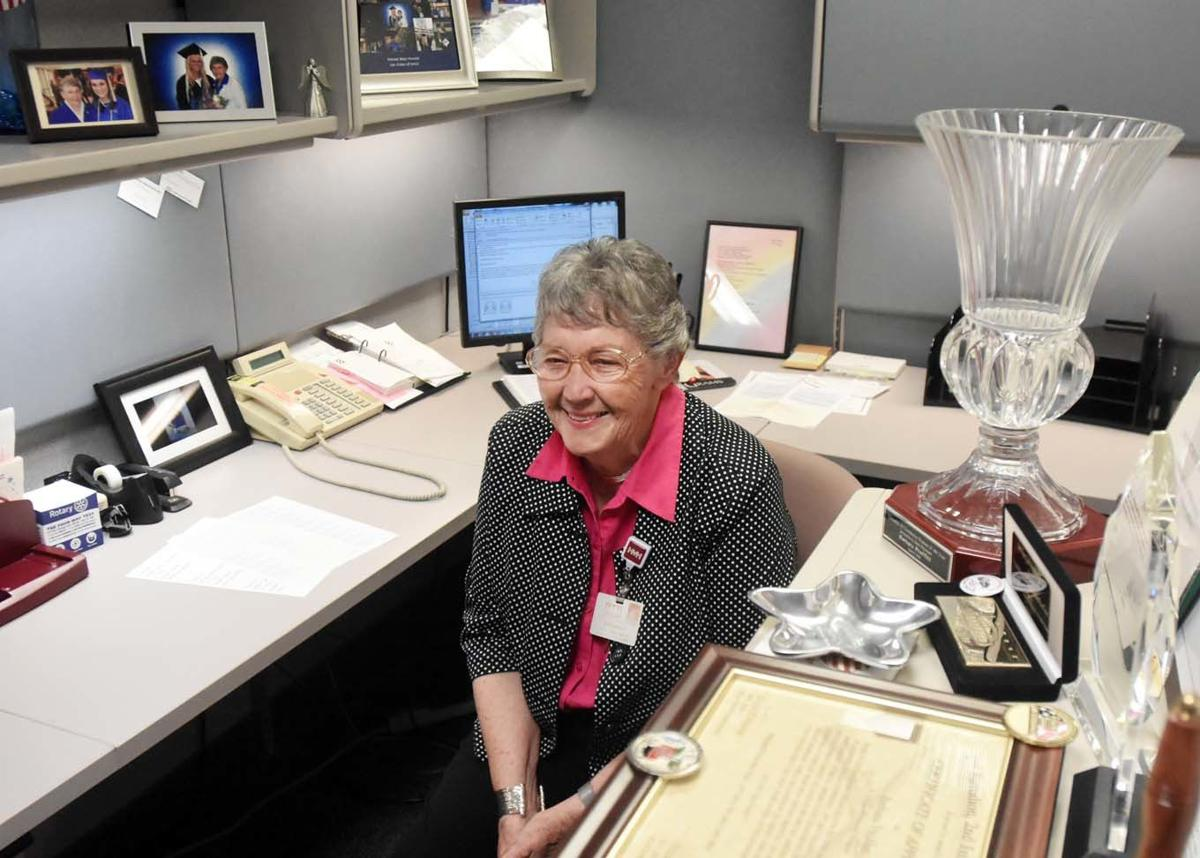 Proffitt to retire from HMH, but continue legacy of service