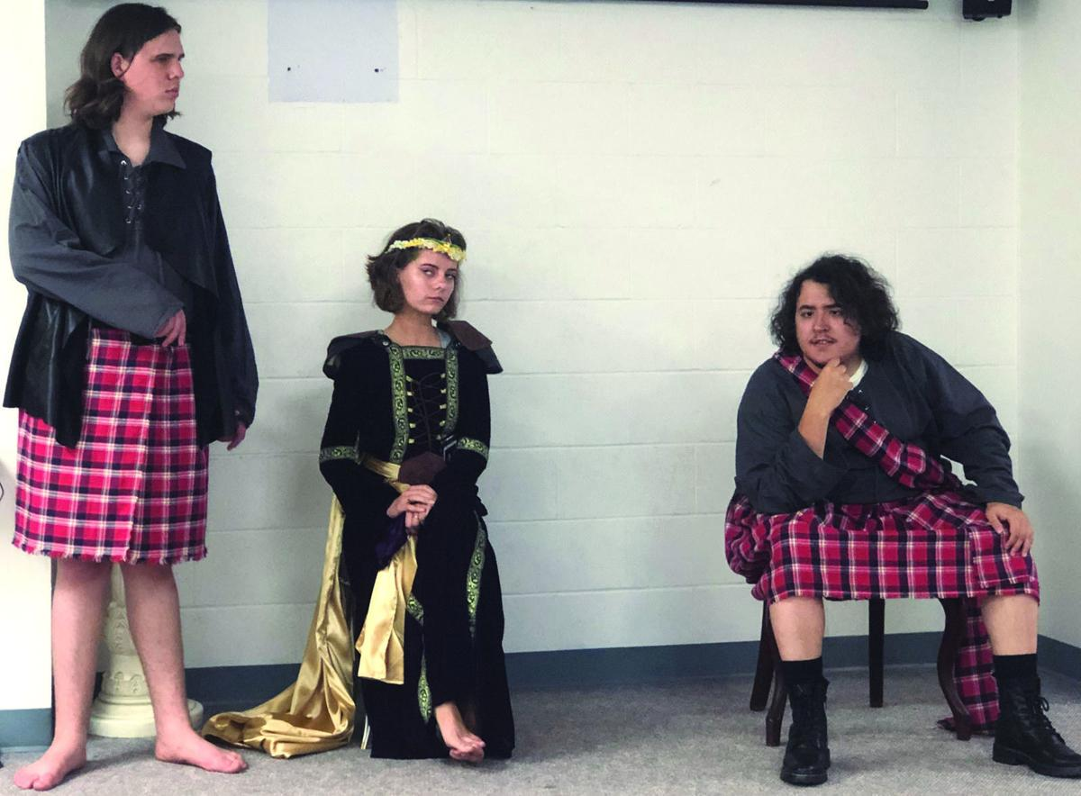 Costumes help HCP bring Shakespeare to life