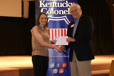 Local CASA receives Kentucky Colonels grant