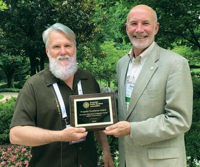 Bernheim recognized for reaching beyond borders