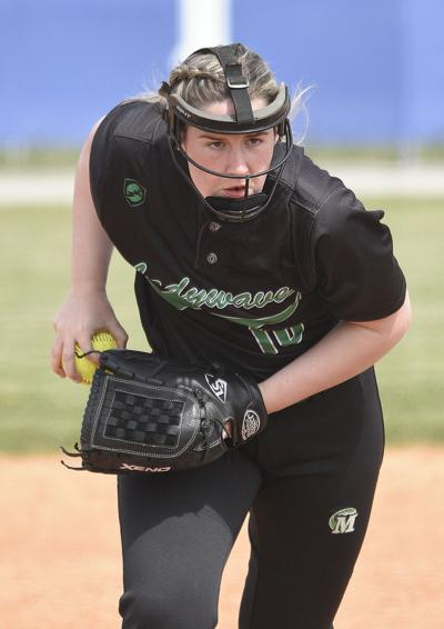 SOFTBALL SOPHOMORE OF THE YEAR: Morgan had a banner year for Meade