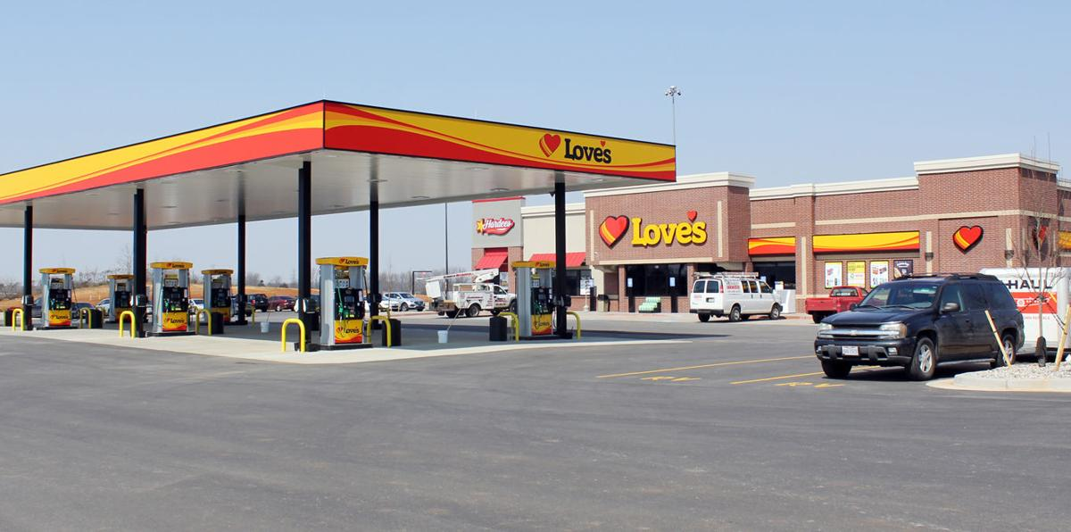 Love's Travel Stops opens on Ring Road  Business  thenewsenterprise.com