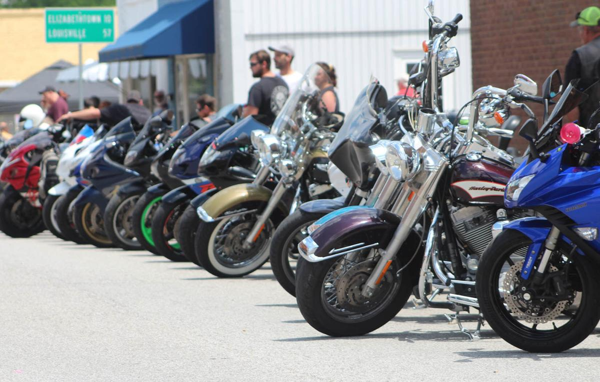 BBQ and Bikes event rolls into Hodgenville