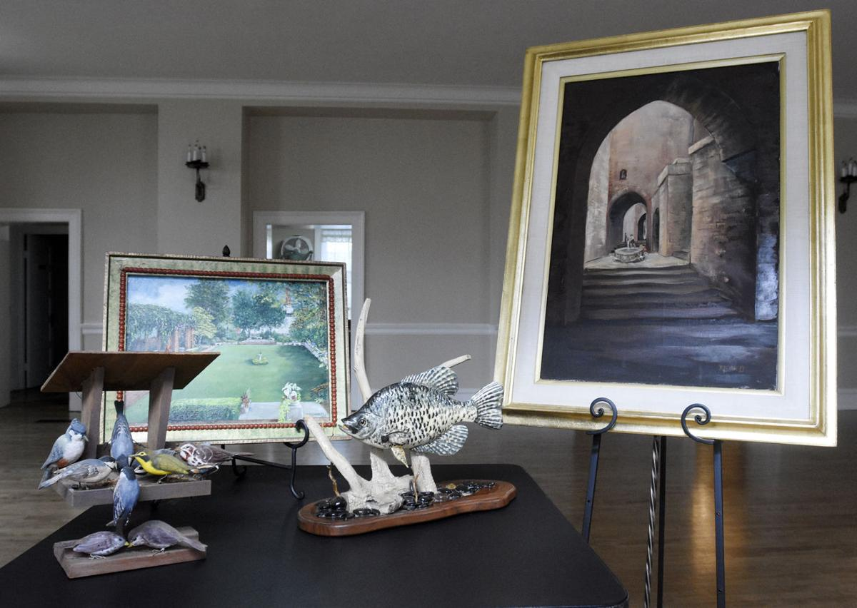 Works of Dr. Robert Clagett to be showcased | Local News ...