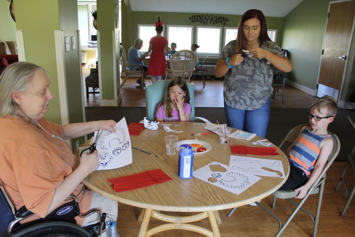 Signature HealthCARE hosts camp for staff children