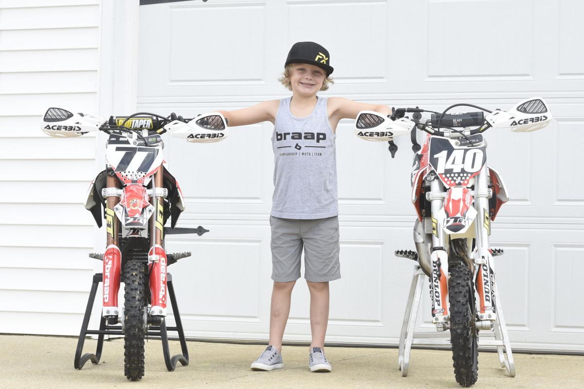 MOTOCROSS: Junior dirt bike racer, Glendale resident Eli Still heading to national competition