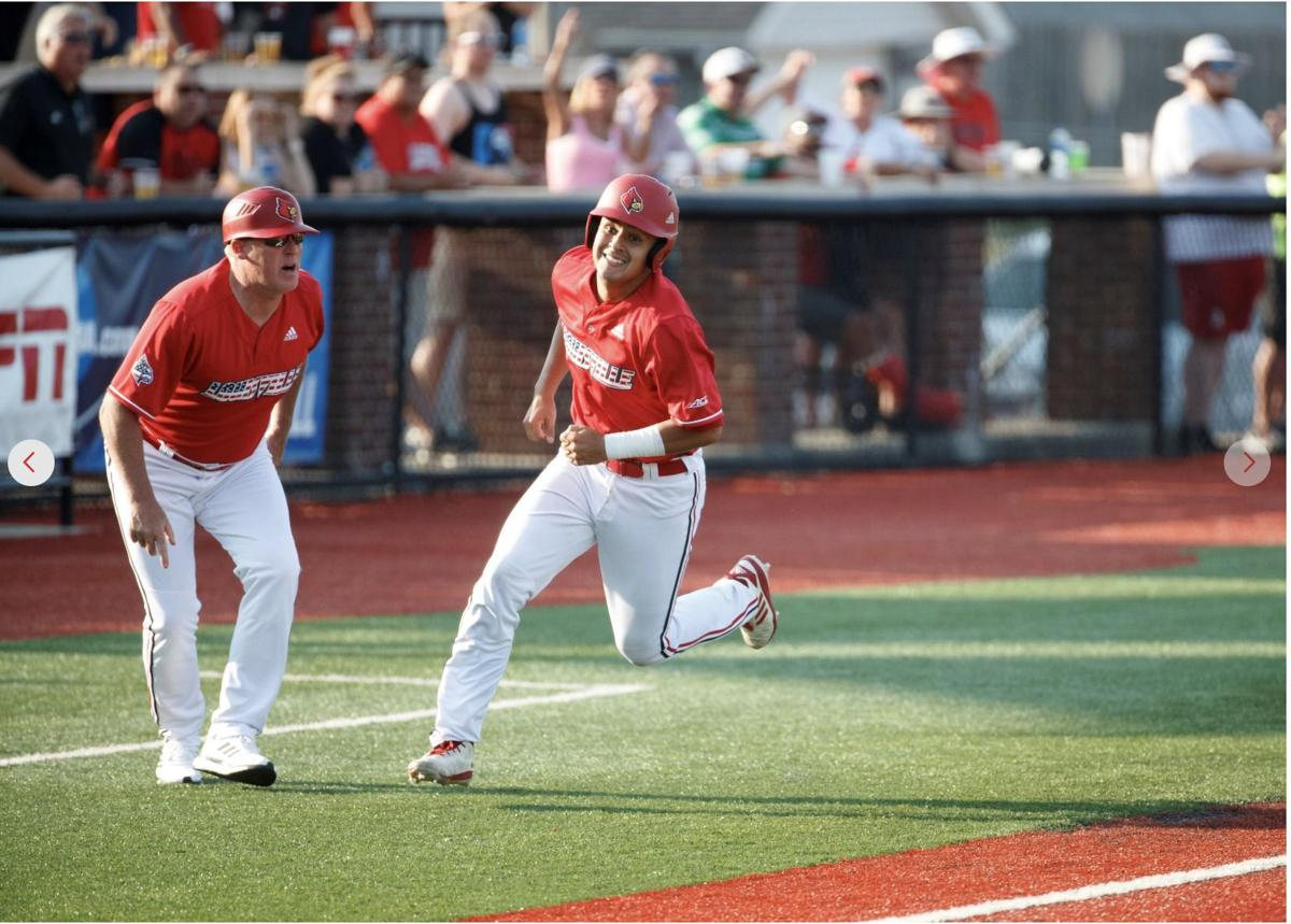 ROAD TO OMAHA: Baseball runs deep in the Pinkham blood line