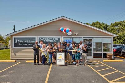 Radcliff Small Business Alliance welcomes J Sewing Shop