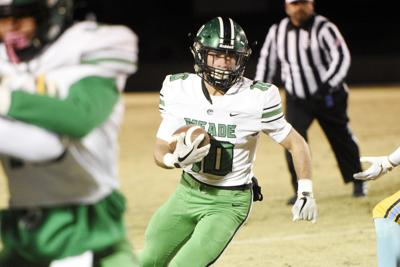 PREP FOOTBALL: Meade looks to grow with returners in 2020