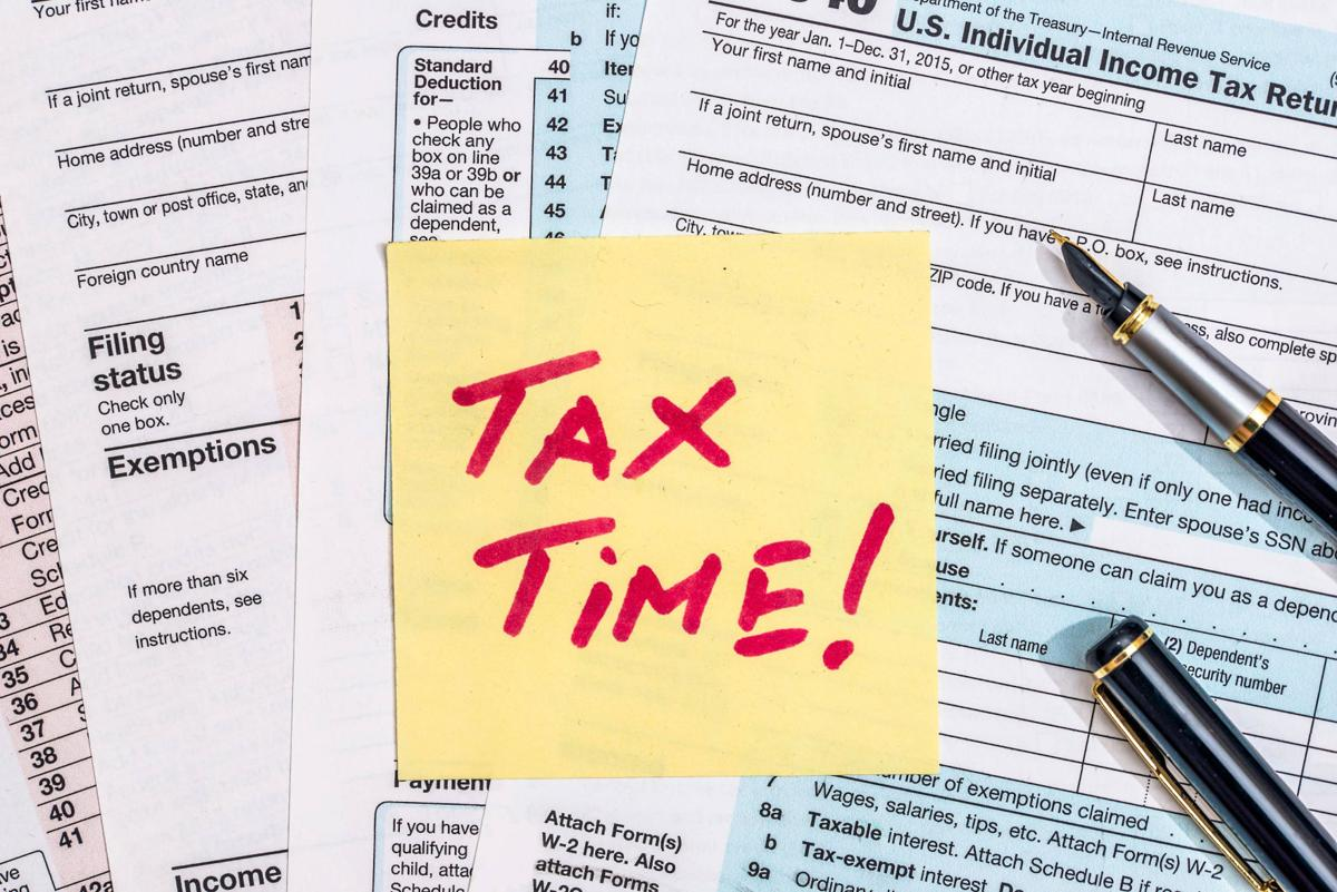 How to prepare to file your taxes fridays focus how to prepare to file your taxes falaconquin