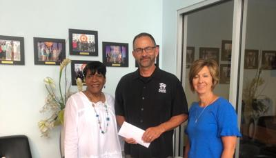 Ipay employees support Habitat for Humanity