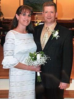 Childresses celebrate 25th wedding anniversary