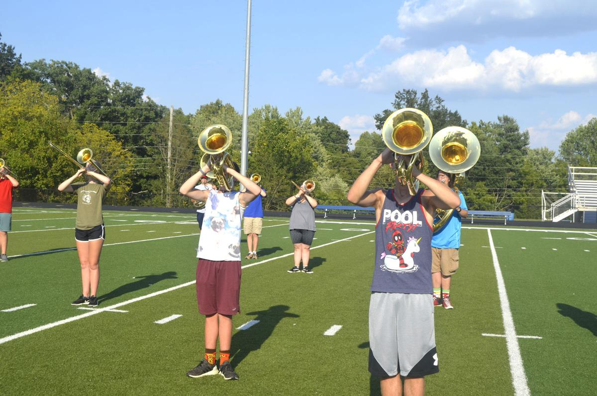 Student confidence grows in EHS band