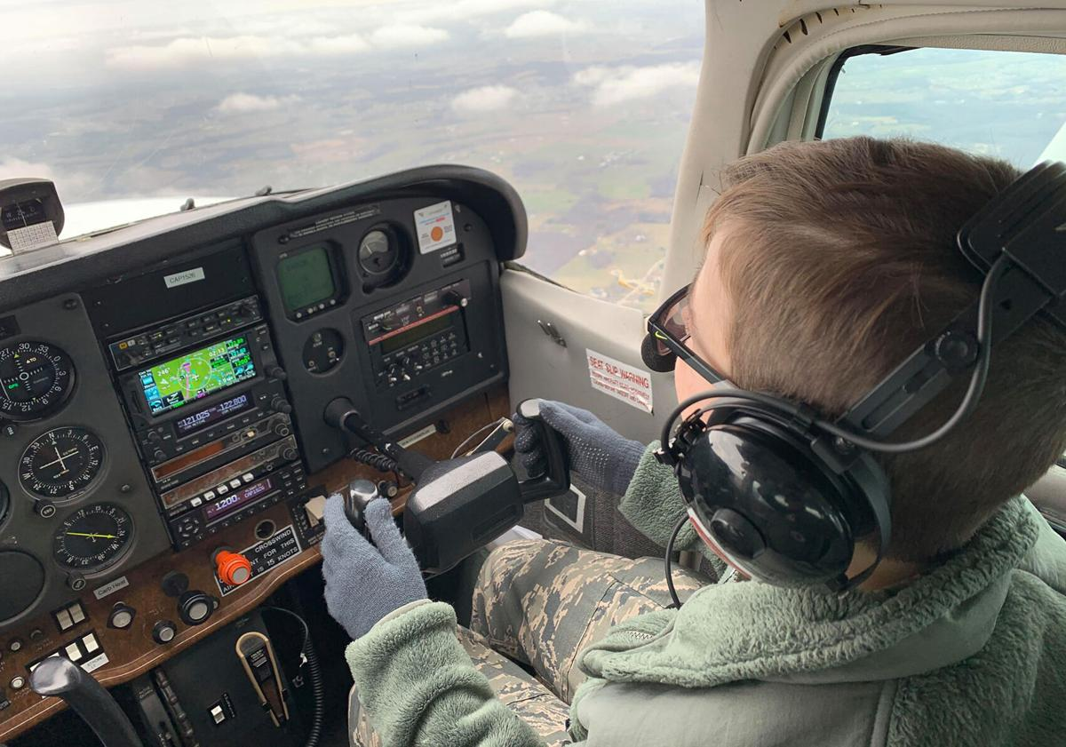 Civil Air Patrol cadets continue to be active