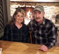 Campbells celebrate 49th wedding anniversary