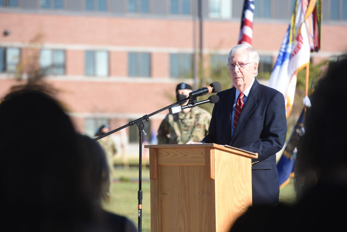 Activation ceremony held at Fort Knox to formally celebrate reactivated division